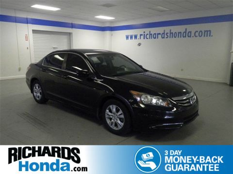 Used Honda Accord 2.4 SE