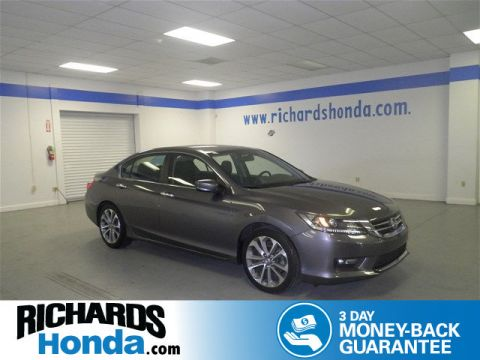 Certified Used Honda Accord Sport