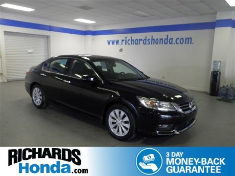 Certified Used Honda Accord Touring