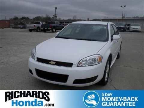 Used Chevrolet Impala Limited LTZ