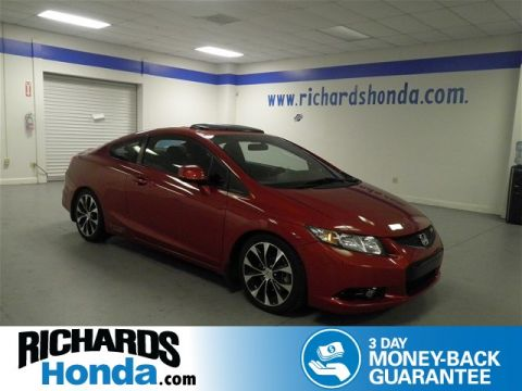 Used Honda Civic Si