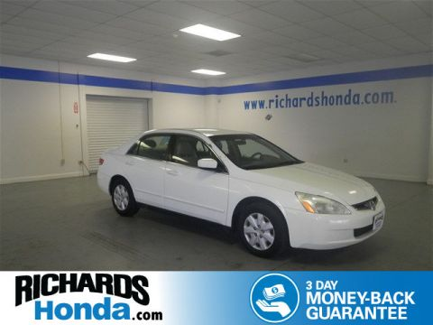 Used Honda Accord 2.4 LX w/PZEV