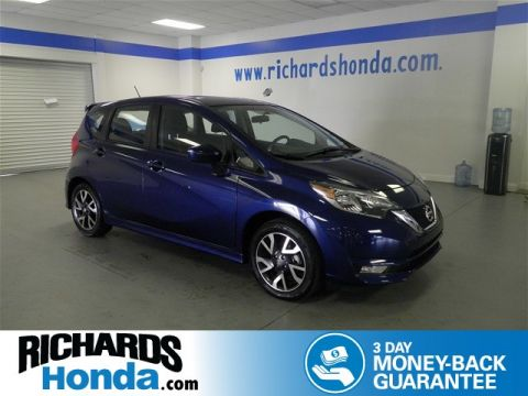 Used Nissan Versa Note SR