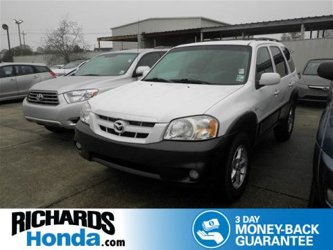 Used Mazda Tribute s