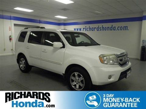 Used Honda Pilot Touring w/RES
