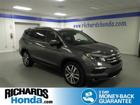 Used Honda Pilot Touring