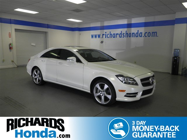 Marvelous Pre Owned 2013 Mercedes Benz CLS 550 CLS 550