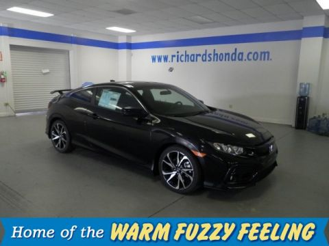 New 2018 Honda Civic Si HPT