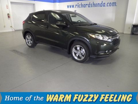 New 2017 Honda HR-V EX